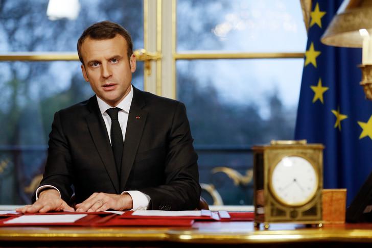 Emmanuel Macron s'oppose à toute hausse de la fiscalité