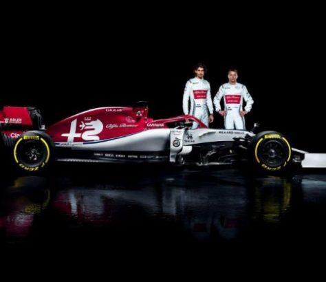 F1: Alfa Romeo (ex-Sauber), dernière écurie à dévoiler sa monoplace