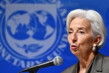 """La directrice générale du FMI met en garde contre les risques d'une """"tempête"""" économique"""