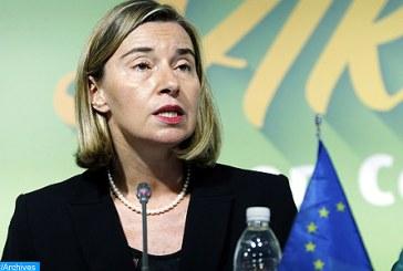 L'UE condamne le recours du régime Maduro à la violence pour empêcher l'entrée de l'aide au Venezuela