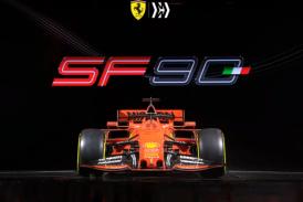 Ferrari présente sa nouvelle monoplace, la SF90