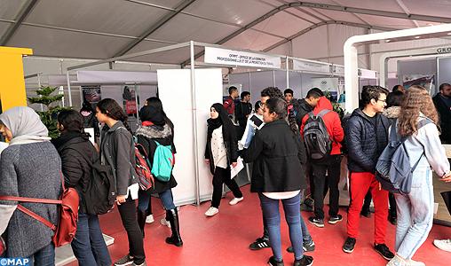 Coup d'envoi du 19-ème Forum international de l'étudiant à Rabat