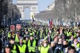 """France : les """"Gilets jaunes"""" dans la rue pour le 14ème samedi consécutif"""