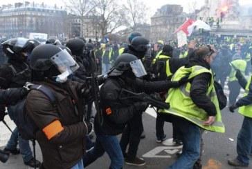 « Gilets jaunes » : près de 1800 condamnations prononcées par la justice depuis le début du mouvement