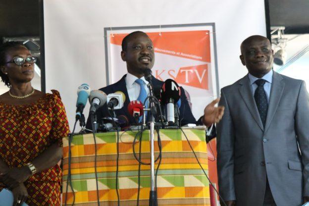 """Côte d'Ivoire : Guillaume Soro crée un """"Comité politique"""""""