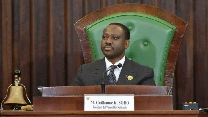 Côte d'Ivoire : Guillaume Soro démissionne de la présidence de l'Assemblée nationale
