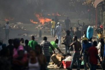 Haïti: au moins six personnes tuées dans des affrontements entre la police et des manifestants