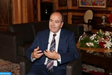 Hakim Benchamach prend part samedi à une conférence arabe de haut niveau au Caire