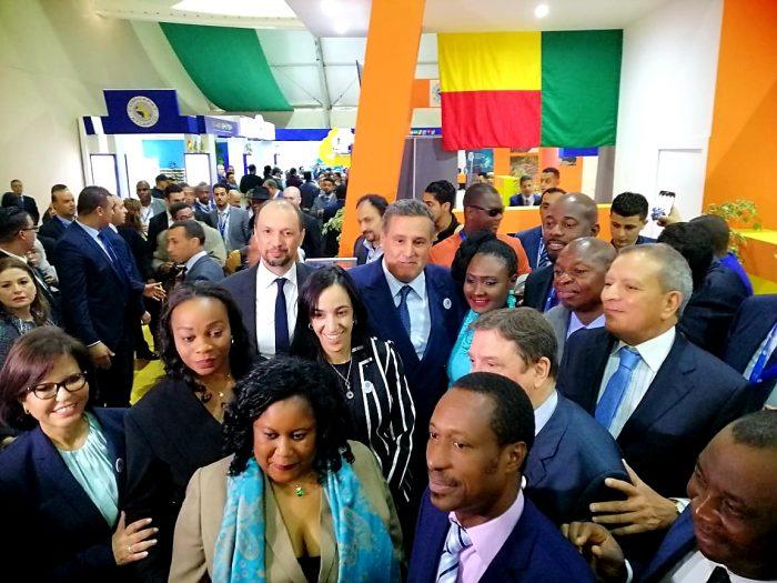 L'Afrique à l'honneur lors de la 5ème édition du Salon Halieutis
