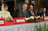 Installation de la nouvelle gouverneure de la préfecture d'arrondissement de Hay Hassani