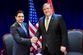Bourita et Pompeo réaffirment à Washington le partenariat stratégique unissant les Etats-Unis et le Maroc