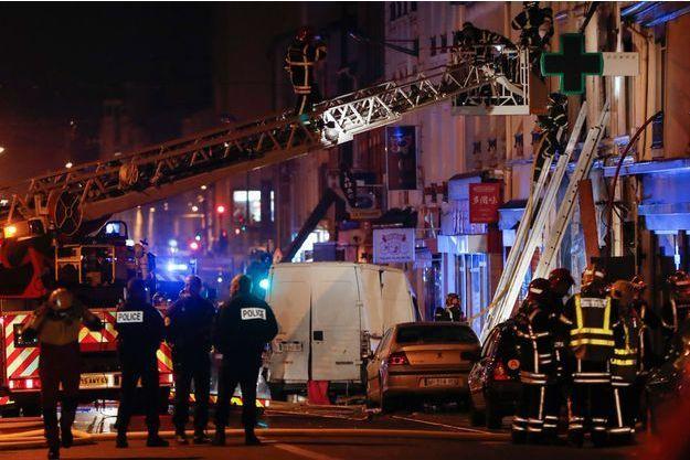 Incendie meurtrier à Lyon : la piste criminelle privilégiée