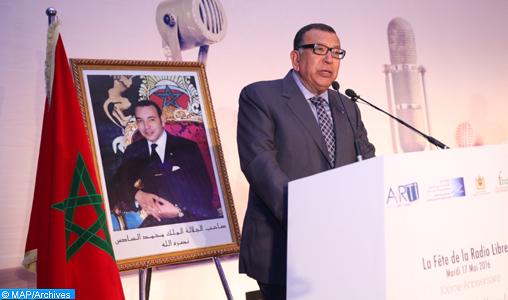 Kamal Lahlou réélu président de la Fédération marocaine des médias