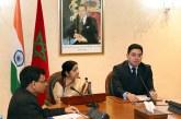 L'Inde accorde une importance particulière au partenariat bilatéral avec le Maroc