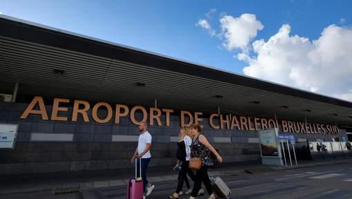 Grève nationale en Belgique: l'aéroport de Charleroi fermé mercredi