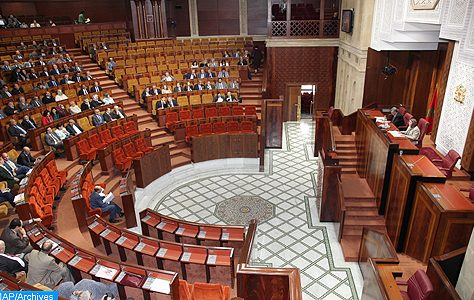La Chambre des conseillers