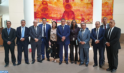 Le Maroc intéressé par l'expérience australienne dans la gestion de l'eau
