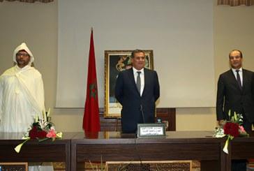 Installation du nouveau gouverneur de la province de Médiouna