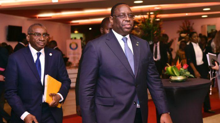 Présidentielle au Sénégal : Macky Sall serait réélu au 1er tour avec au moins 57 pc des voix