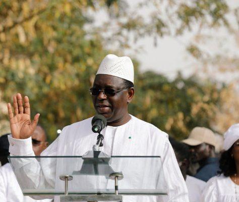 Sénégal : Macky Sall réélu au premier tour avec 58,27% des suffrages