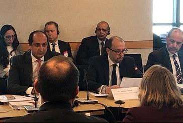 Tenue à Washington de la première session du groupe de travail Afrique relevant du Dialogue stratégique Maroc-États Unis