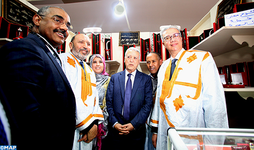 Marrakech: Coup d'envoi de la 5ème édition de la Semaine nationale de l'Artisanat