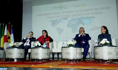 Marrakech Security Forum : La stratégie de la DGSN en matière de lutte contre la cybercriminalité mise en exergue
