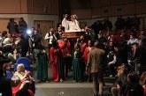"""La pièce théâtrale """"Mbarek ou Mmasoud"""", interprétée par des détenus, présentée à Meknès"""
