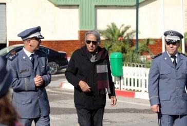 Limogeage du chef de la police algérienne