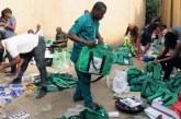 Nigeria: report d'une semaine des élections générales