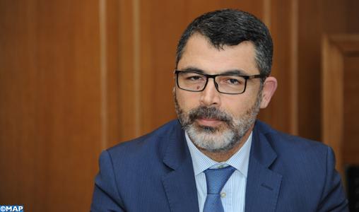 """Installation à Rabat du nouveau directeur général du Fonds """"Ithmar al Mawarid"""""""