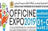 Officine Expo ouvre ses portes pour sa 16ème édition, les 1er et 2 mars 2019 à Marrakech