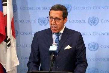 ONU: Omar Hilale briefe le Conseil de sécurité sur sa visite à Bangui