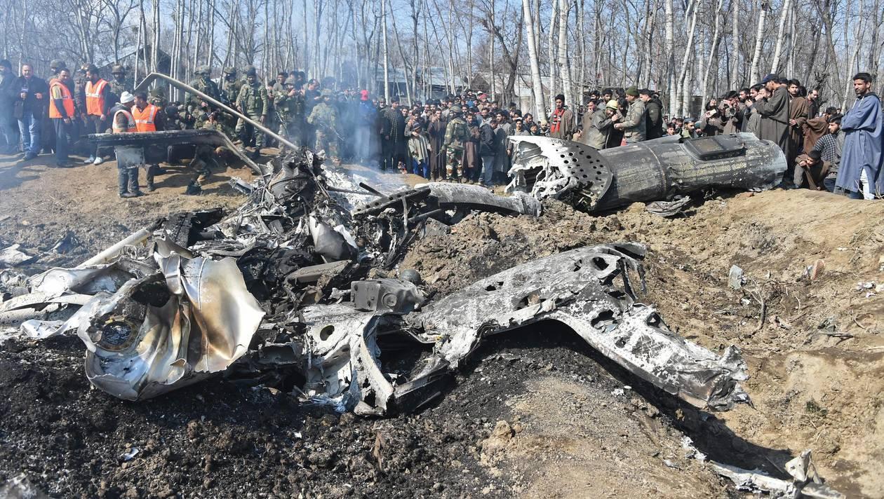 Deux avions indiens abattus par le Pakistan
