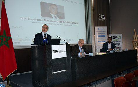 Paris : XIème Journée de la Création d'Entreprise, un pari gagné pour Maroc Entrepreneurs
