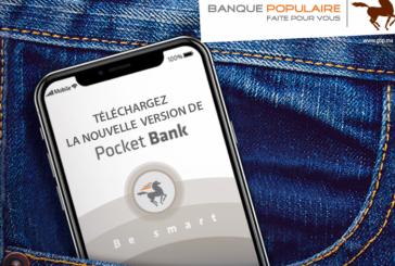 Pocket Bank : La BP lance la nouvelle génération de son application mobile