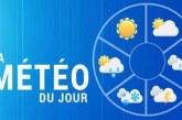 Prévisions météorologiques pour la journée du mercredi 13 février 2019