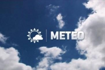 Prévisions météorologiques pour la journée du vendredi 08 février