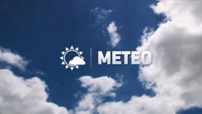 Prévisions météorologiques pour la journée du lundi 11 février 2019