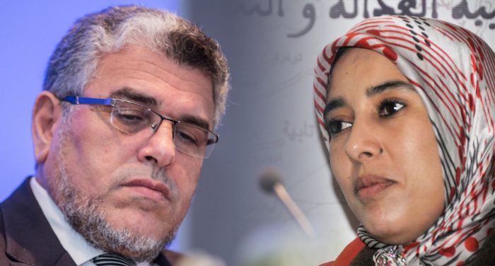 Ramid et Maelainine déclarent la guerre des mots