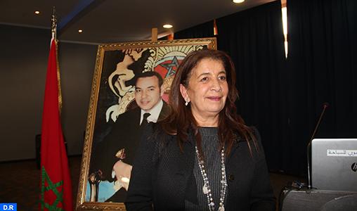 Rkia Alaoui