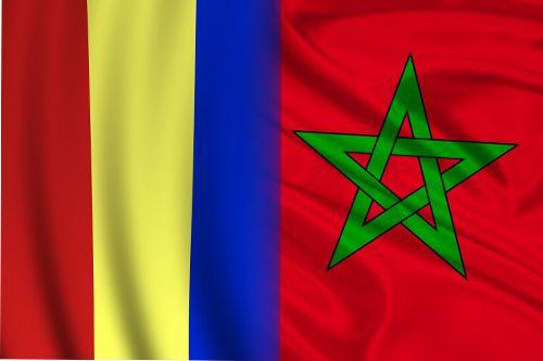 «Road To Romania» résidence de l'Ambassadeur de Roumanie à Rabat le 12 Février