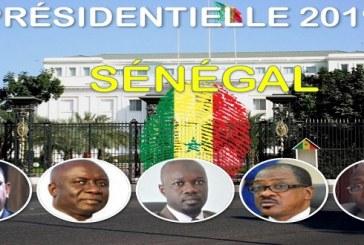 Présidentielle au Sénégal : Cinq candidats et trois semaines pour convaincre