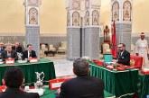 SM le Roi préside à Marrakech un Conseil des ministres