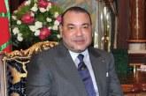 Message de condoléances de SM le Roi au Président irakien suite au naufrage d'un bac à Mossoul