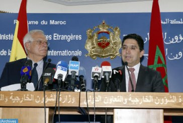 """Bourita: Pour SM le Roi, l'Espagne est un """"partenaire stratégique naturel"""" du Maroc"""