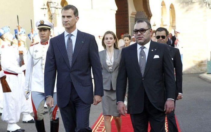 Le Roi Felipe VI et la Reine Letizia en visite officielle au Maroc, les 13 et 14 février