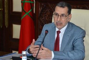 "El Otmani salue l'évolution ""remarquable"" des relations maroco-espagnoles"