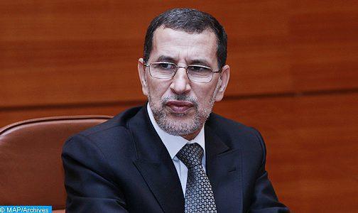 El Otmani préside la délégation marocaine à la 32-ème session ordinaire du Sommet de l'UA