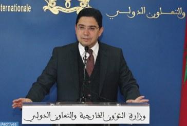 """Sahara marocain au dernier Sommet de l'UA: """"une évolution importante pour laquelle les choses sont aujourd'hui claires"""""""